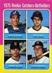 620 Gary Carter, Marc Hill, Danny Meyer, Leon Roberts (1975 Rookie Catchers-Outfielders)